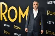 Le réalisateur Alfonso Cuaron lors de la première de« Roma» à Los Angeles, le 10 décembre 2018.