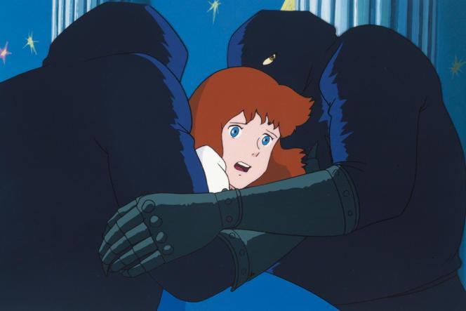 « Le Château de Cagliostro», premier long-métrage d'animation d'Hayao Miyazaki.
