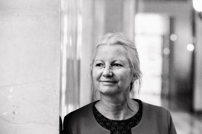 Agnès Thill, députée La République en marche de l'Oise.