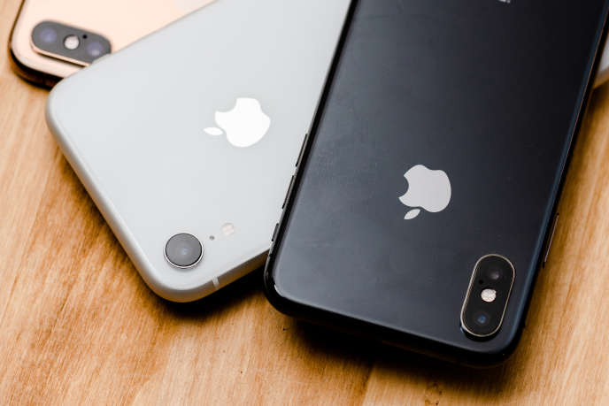 foto de iPhone 7, 8, X, XR, XS : notre comparatif 2019 des meilleurs ...