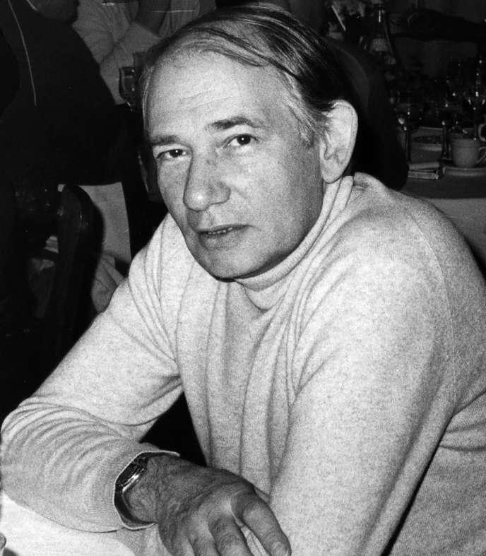 Claude Lamotte dans les années 1980.