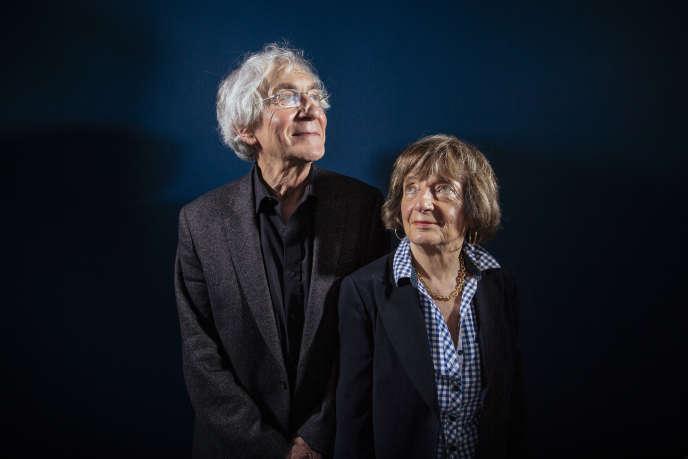 Les sociologues Michel Pinçon et Monique Pinçon-Charlot, en septembre 2015.