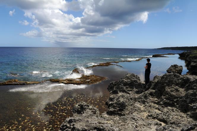 Mapu'a a Vaca, au royaume de Tonga, le 25 mars 2012.