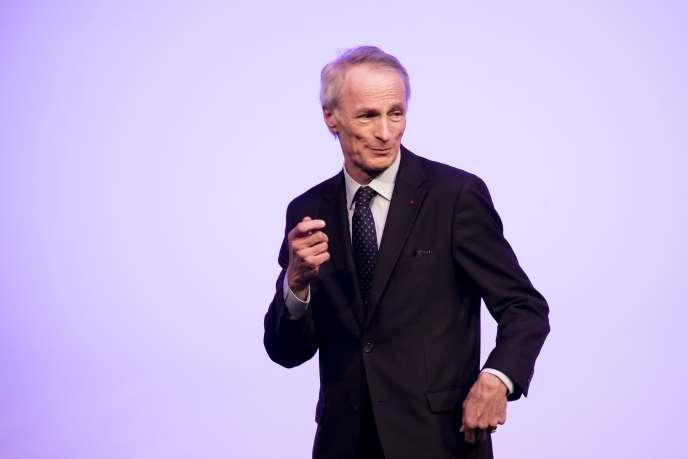 Jean-Dominique Senard àParis, le 21 janvier.