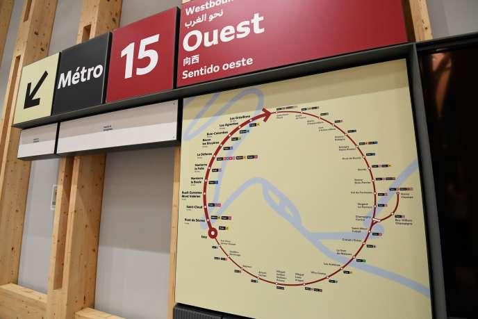 Le Parquet national financier ouvre une enquête sur le Grand Paris Express