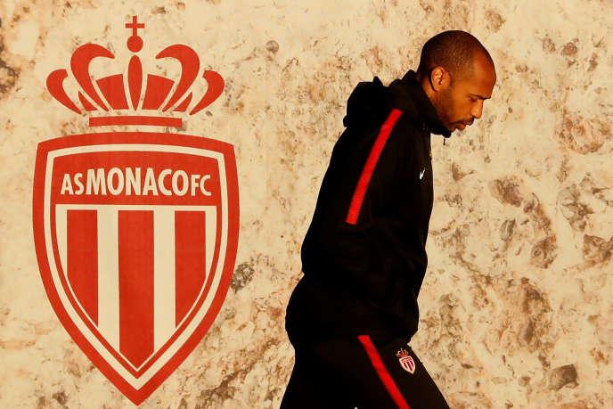 Monaco: Thierry Henry suspendu après seulement trois mois