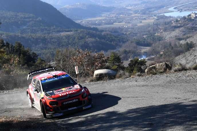 Avec cette victoire, pour sa première course officielle avec la marque françsie, qu'il a rejointe à l'intersaison après l'avoir quittée en2011, Sébastien Ogier offre à Citroën son 100e succès en championnat du monde des rallyes.