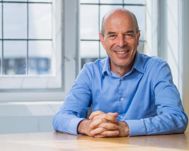 Ian Goldin, professeur à Oxford, en 2016.
