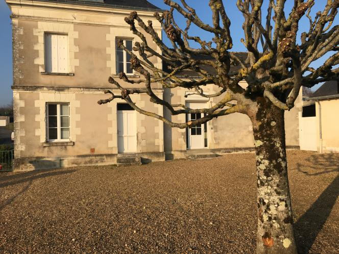 L'école de Céré-la-Ronde (Indre-et-Loire).