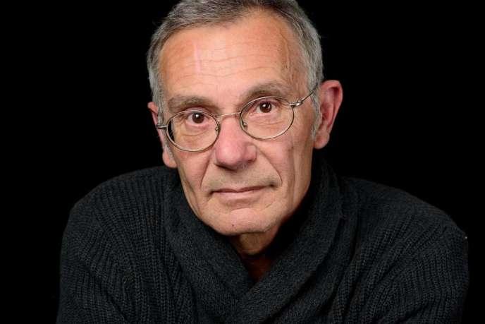 L'écrivain Eric Holder est mort à l'âge de 58ans.