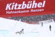 Clement Noël, à Kitzbühel, le 26 janvier.