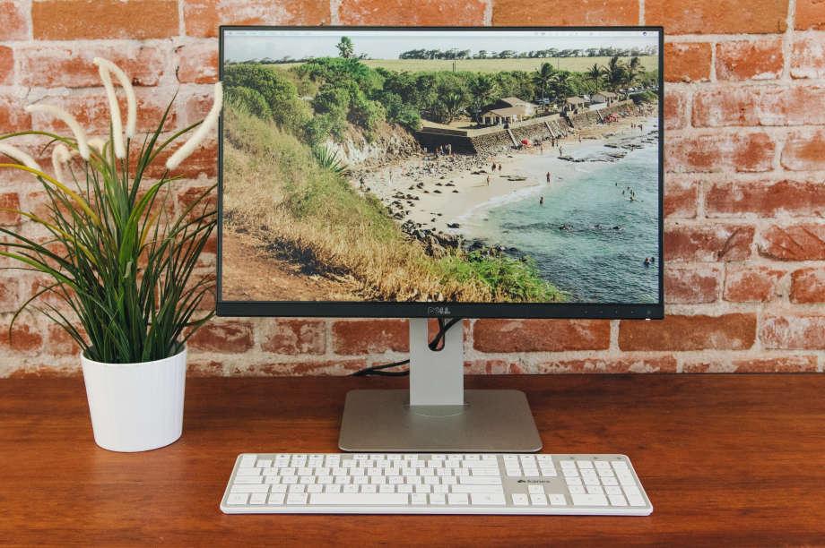 test comparatif meilleur avis écran PC ordinateur plat 24 pouces taille Dell UltraSharp U2415 P2415Q HP Z24n G2 Asus VS239H-P