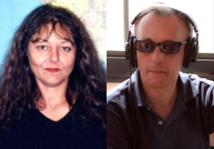 Les journalistes de RFI Ghislaine Dupont et Claude Verlon assassinés en 2013 au Mali.