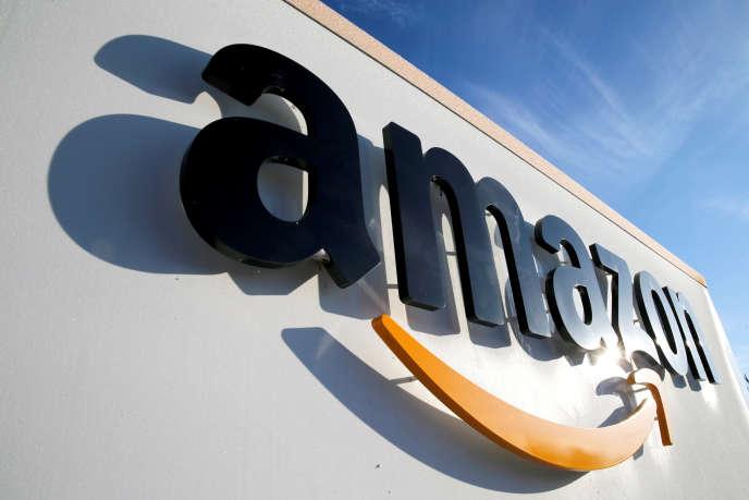 Un centre logistique d'Amazon en France, le 19 janvier.