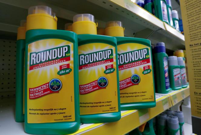 Le Roundup compte parmi les vedettes des produits « phytosanitaires» potentiellement toxiques.