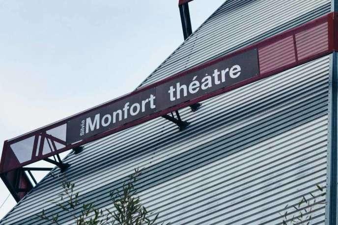 Le Monfort Théâtre, à Paris, a fait appel aux services de la sociétéTradespotting.