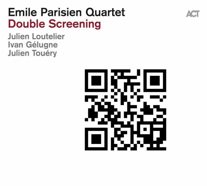 Pochette de l'album«Double Screening», d'Emile Parisien Quartet.