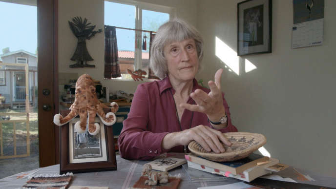 Image extraite de « Donna Haraway, Story Telling  for Earthly Survival », documentaire de Fabrizio Terranova (2016).