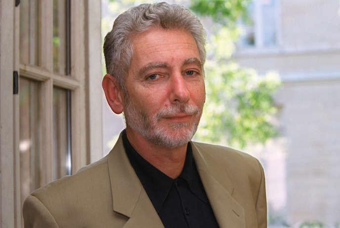 Philippe Descola, le 11 octobre 2001, à Paris.