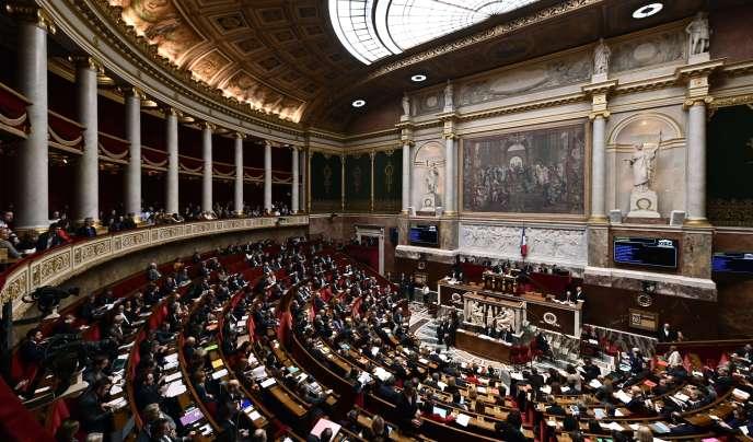Les députés ont voté mercredi 30 janvier l'article 2 de la loi dite« anticasseurs».