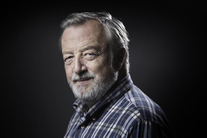 Vincent Montagne, le PDG de Média Participations, à Manosque (Alpes-de-Haute-Provence), en septembre 2017.