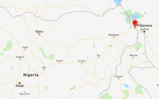 La ville de Rann est située dans le nord-est du Nigeria, à la frontière avec le Cameroun.