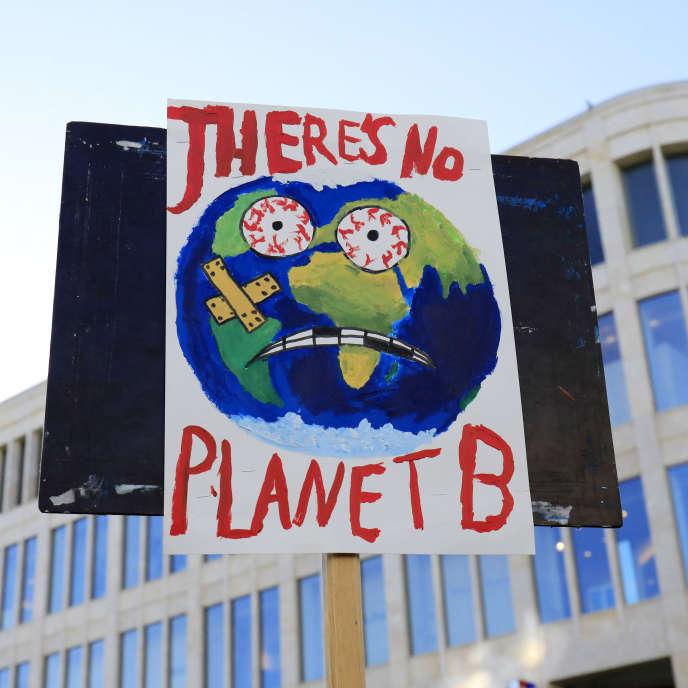 «Il est désormais temps que la justice fasse de la protection de l'environnement l'une de ses priorités»