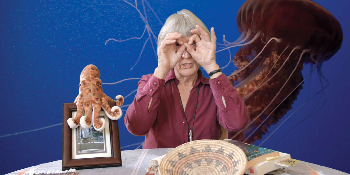 DONNA HARAWAY: STORY TELLING FOR EARTHLY SURVIVAL   a film by Fabrizio Terranova