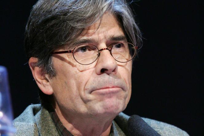 François Hartog, à Paris, le 10 novembre 2006.