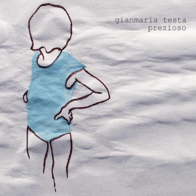 Pochette de l'album« Prezioso», de Gianmaria Testa.