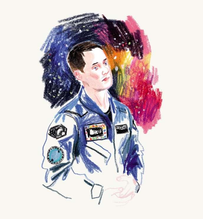L'espace lui manquait. Il se disait prêt à un nouveau départ, même sur Mars. L'astronaute repartira aux alentours de 2021.
