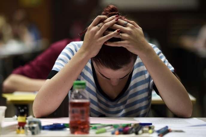 A la fin de l'année de 3e, 43% des élèves ont toujours des difficultés de compréhension de l'anglais.