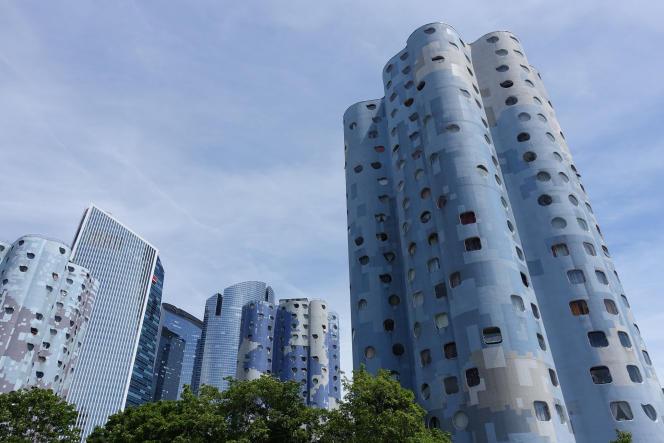 Les tours Aillaud de l'architecte Emile Aillaud sont aujourd'hui labellisées «Architecture contemporaine remarquable».