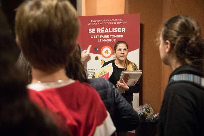 « Se réaliser », une conférence d'O21 pour s'orienter vers des métiers qui ont du sens.