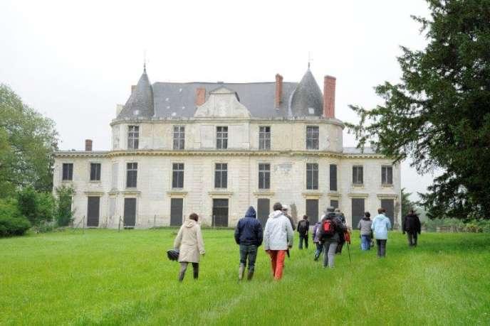 Le domaine de Méréville, dans l'Essonne, département où une structure a été créée, Essonne Mécénat, pour favoriser les dons des entreprises.