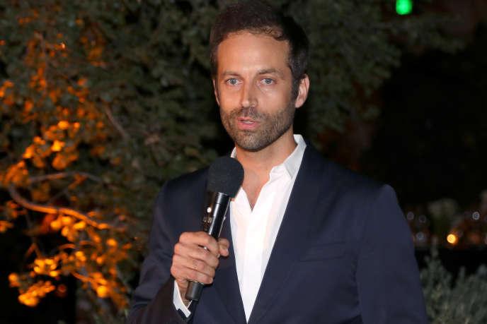 Le chorégraphe Benjamin Millepied à Los Angeles (Californie), en octobre 2018.