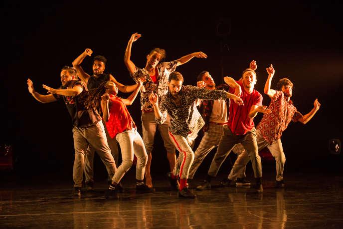 « Danser Casa», deKader Attou et Mourad Merzouki au festival Suresnes Cités Danse.