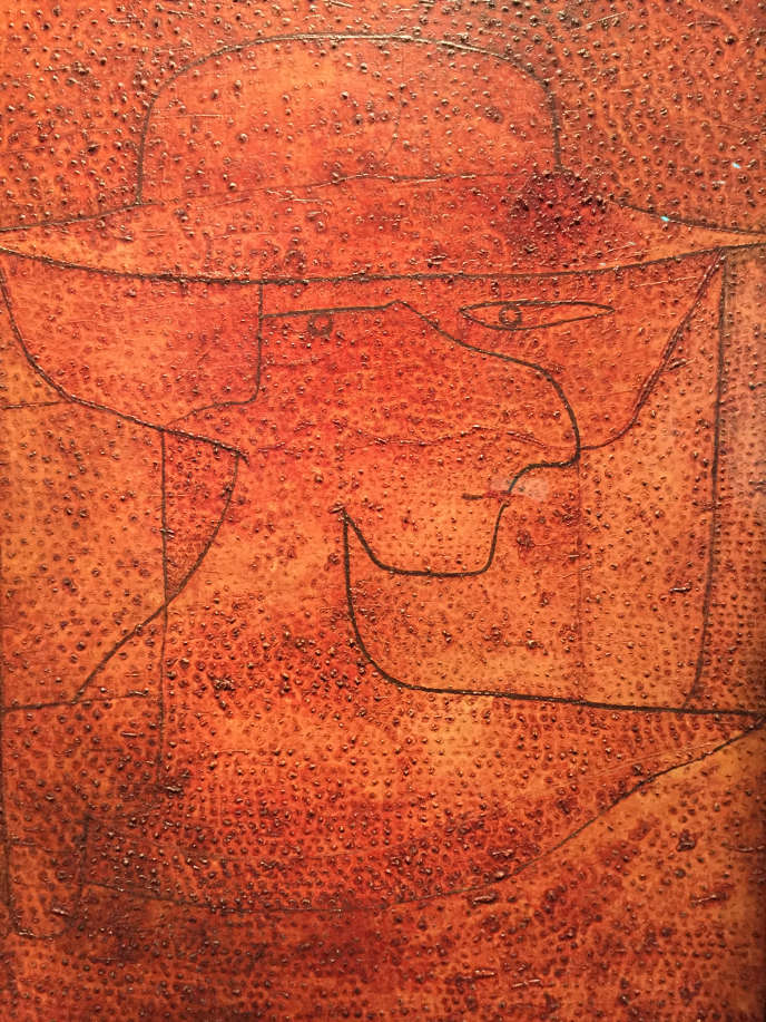 «Altes Maedchen» (1932), de Paul Klee.