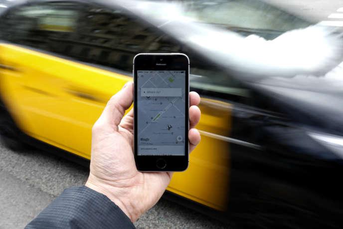 Après trois ans d'interruption, l'application Uber s'était réinstallée à Barcelone en mars 2018.