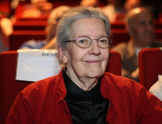 Josette Audin a passé sa vie à se battre pour faire reconnaître la responsabilité de l'Etat français dans la mort de son mari, Maurice Audin.