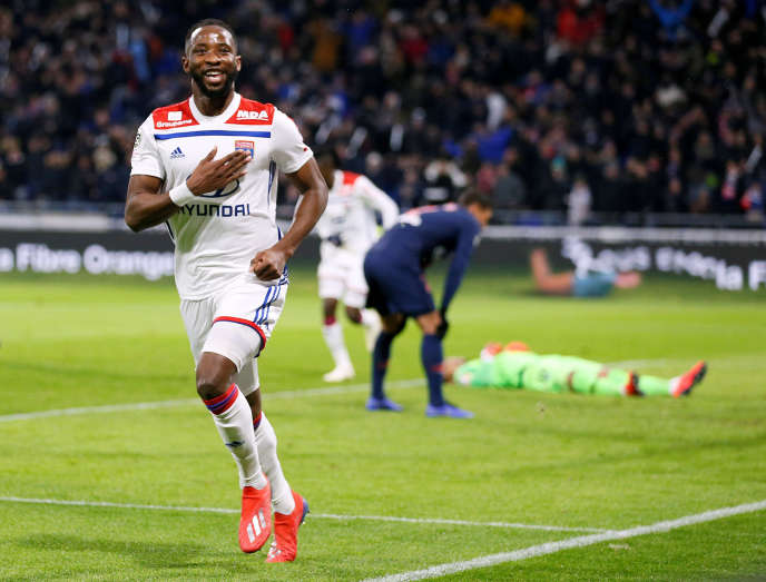 Moussa Dembélé a marqué un but et provoqué un penalty.