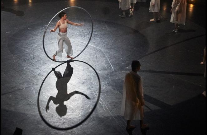 «F(r)iction», d'Antoine Rigot et Alice Ronfard, Centre national des arts du cirque, au parc de La Villette, jusqu'au 17 février 2019.