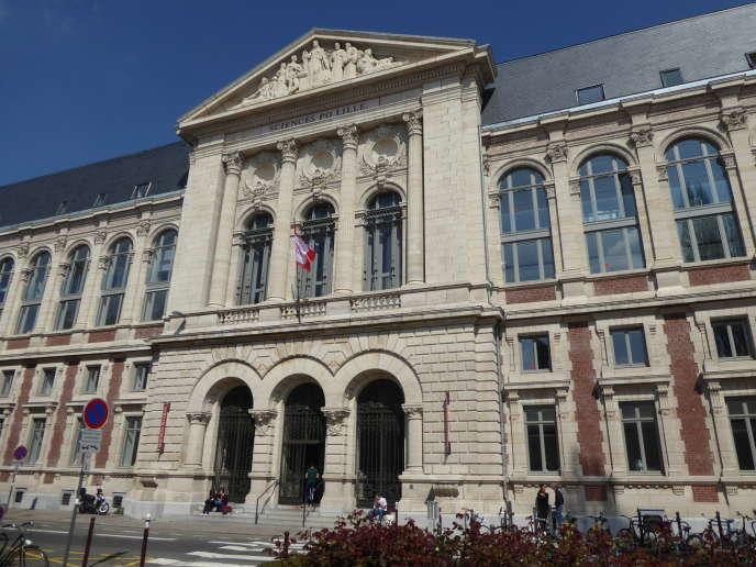 Sciences Po Lille, l'un des sept IEP membres du Réseau ScPo.