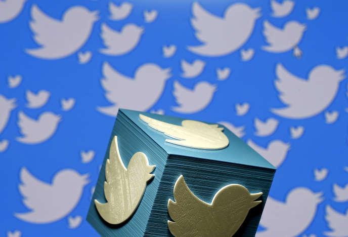 Twitter, représenté ici par son logo, a été associé à des cas de harcèlement.