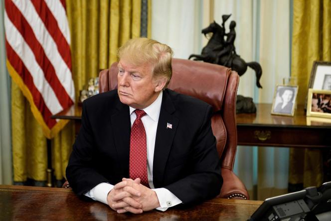 Le 45e président des Etats-Unis est un téléspectateur assidu, comme en témoignent nombre de ses messages sur Twitter, qui sont autant de réactions à chaud aux programmes de Fox News.
