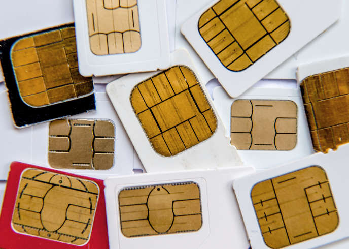 Des pirates« dérobent» des numéros de téléphone en se faisant envoyer la carte SIM de leurs victimes par les opérateurs téléphoniques.
