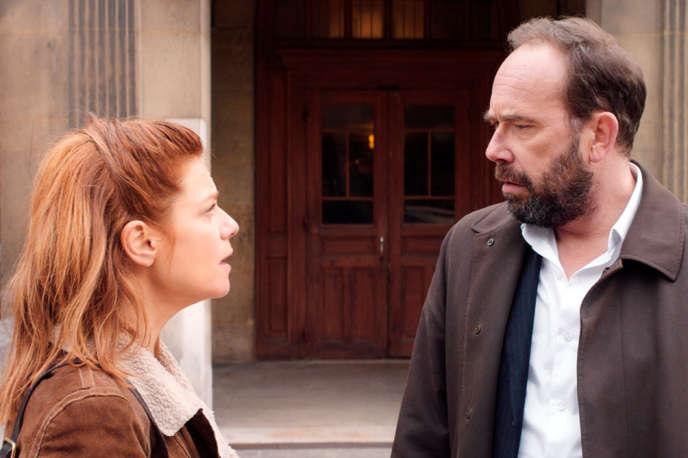 Marina Foïs et Olivier Gourmet dans« Une intime conviction», d'Antoine Raimbault.