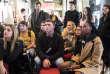 En plus petit comité, entre les conférences, de multiples ateliers sont proposés aux jeunes pour les aider à trouver leur voie.