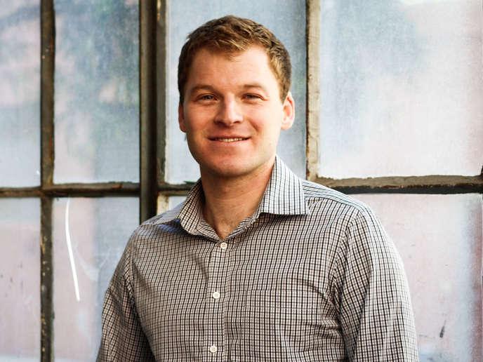 Trip Adler, le cofondateur de Scribd, le 10 mars 2014.