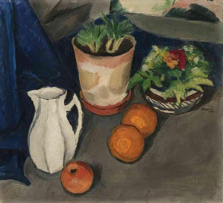 Dès l'été 1911, après avoir sympathisé avec Vassily Kandinsky, ils projettent de publier«L'Almanach du Blaue Reiter» (« L'Almanach du Cavalier bleu»), destiné à fédérer une avant-garde. Publié un an plus tard, à Munich, l'ouvrage tend à décloisonner les genres en intégrant l'art extra-occidental ou les dessins d'enfants.